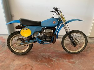 Bultaco pursang mk11 370 well preserved