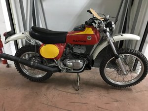 Bultaco frontera mk 9 360 well preserved