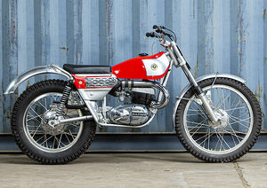 Picture of 1971 Bultaco 250cc Sherpa Trials Motorcycle For Sale by Auction