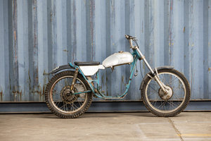 Picture of 1964 Bultaco Trials Motorcycle Project For Sale by Auction