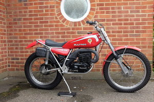 Picture of 1980 Bultaco Sherpa 250T For Sale by Auction