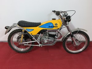 Bultaco lobito mk8 125 full restored