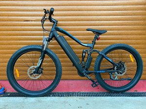 E-BIKE ELECTRIC BRAND NEW MOUNTAIN BIKE PEDAL ASSIST + THROT