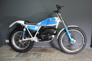 Picture of 1985 Bultaco 199B 350cc. 6 speed, Very low production For Sale