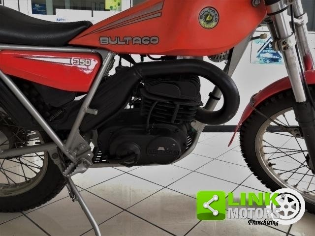 1978 Bultaco Sherpa T 350 For Sale (picture 4 of 6)