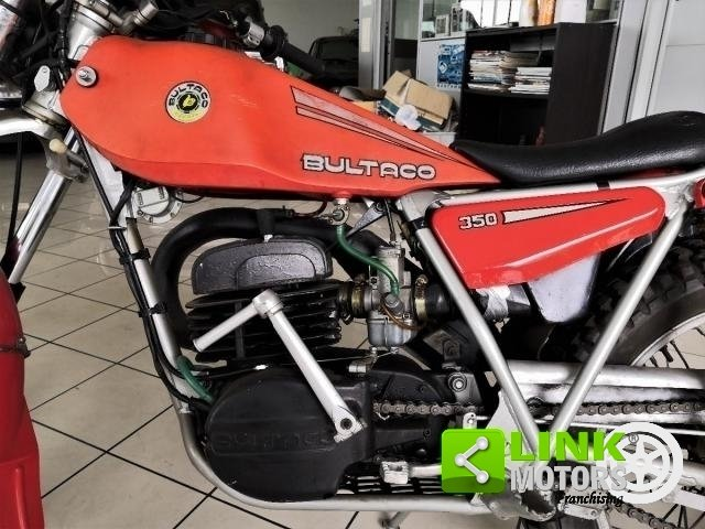 1978 Bultaco Sherpa T 350 For Sale (picture 5 of 6)