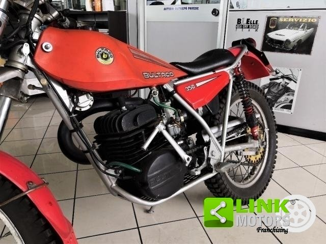 1978 Bultaco Sherpa T 350 For Sale (picture 6 of 6)