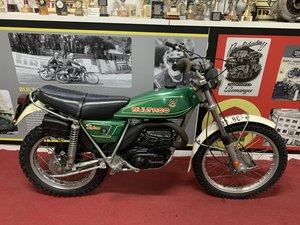 Bultaco Alpina M212 super well conserved