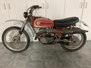 Bultaco Matador mk5 sd very completed