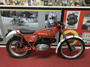 Bultaco Sherpa 74 very well preserved