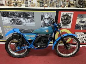 Bultaco Sherpa 125 very well conserved