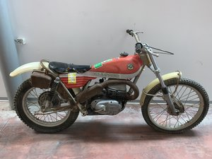 Bultaco Sherpa model 125 very completed