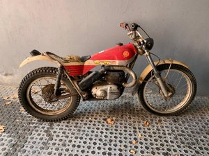 Bultaco Sherpa Model 80