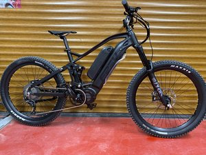 Picture of 2021 FREY ELECTRIC MOUNTAIN E-BIKE 1600W OFF ROAD POWER = FAST! For Sale