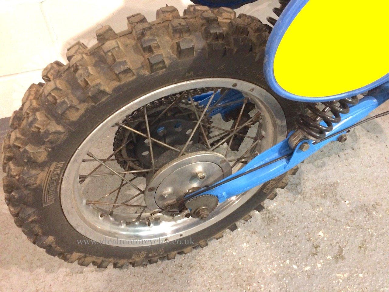 1981 Bultaco Pursang Mk12TT For Sale (picture 3 of 7)