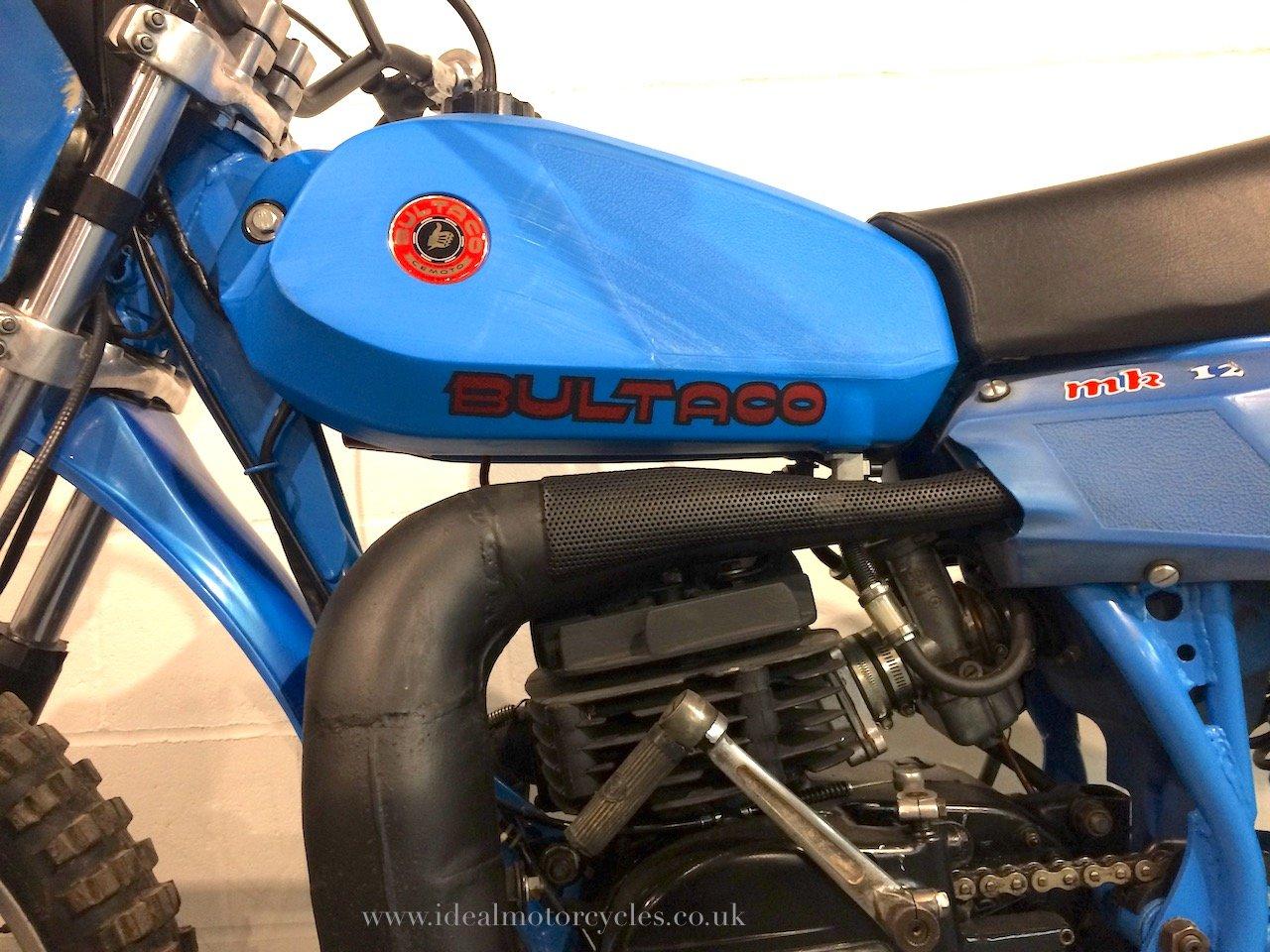 1981 Bultaco Pursang Mk12TT For Sale (picture 4 of 7)