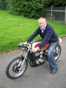 Picture of 1966 Bultaco 250cc TSS Racing Motorcycle Lot 662 For Sale by Auction