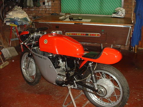 1968 BULTACO TSS 250 For Sale (picture 2 of 5)