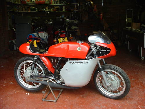1968 BULTACO TSS 250 For Sale (picture 3 of 5)