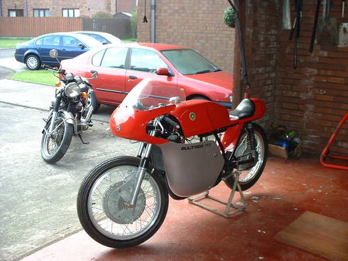 1968 BULTACO TSS 250 For Sale (picture 4 of 5)