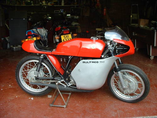 1968 BULTACO TSS 250 For Sale (picture 5 of 5)