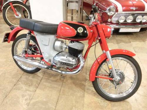 BULTACO JUNIOR 125 - 1972 For Sale (picture 1 of 6)