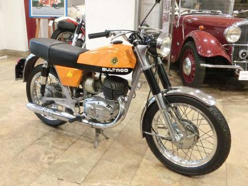 BULTACO MERCURIO 155 GT - 1975 For Sale (picture 1 of 6)