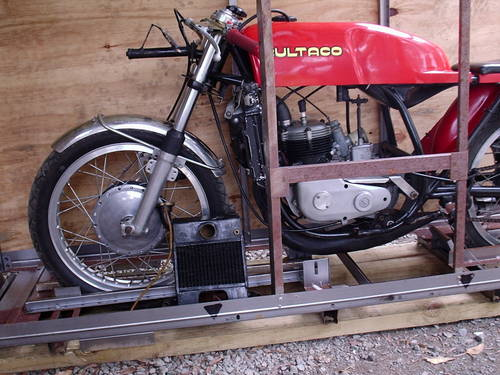 1969 Bultaco Tss 125 model 40 For Sale (picture 2 of 3)