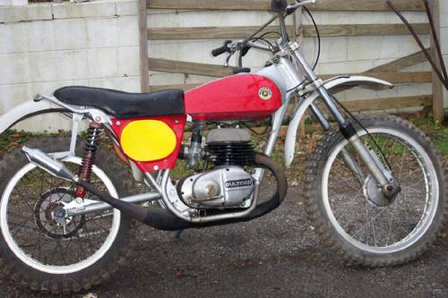 1972 Bultaco pursang mk6 350 cc For Sale (picture 1 of 1)