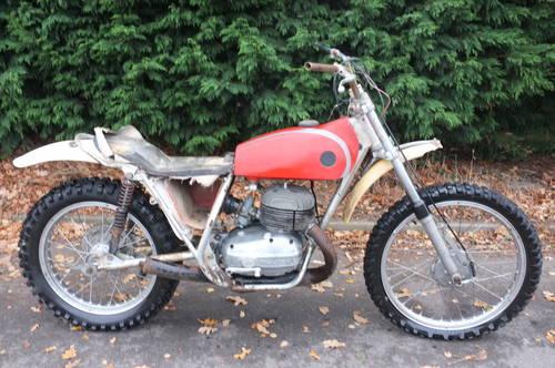 Bultaco Pursang MK1 250 1965 US Import Classic Motocross Twi