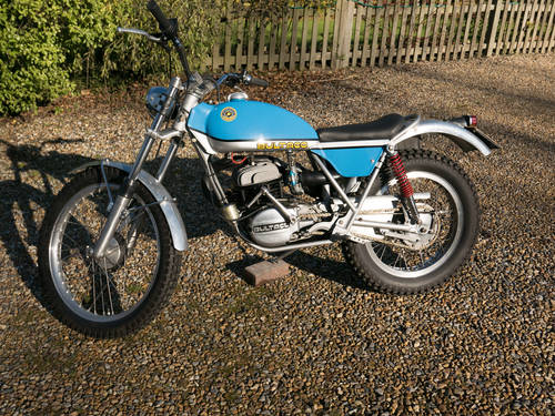 Bultaco Model 92 Sherpa T 350 1972 SOLD | Car And Classic