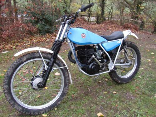 1974 Bultaco Sherpa 250 twinshock trials For Sale | Car And
