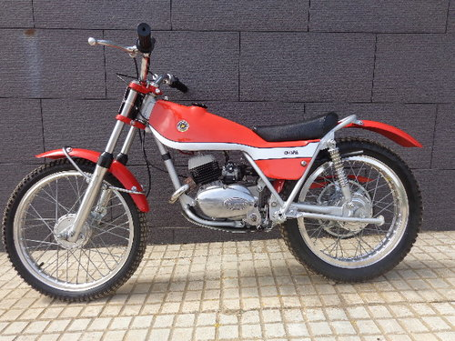 1975 BULTACO CHISPA 50 For Sale (picture 1 of 6)