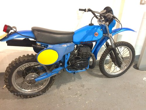 1981 Bultaco Pursang Mk12TT For Sale (picture 1 of 6)
