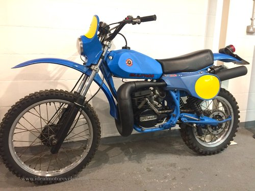 1981 Bultaco Pursang Mk12TT For Sale (picture 2 of 6)