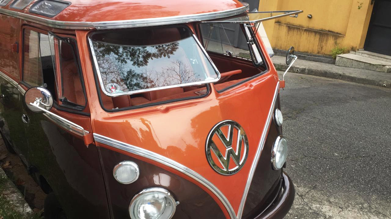 1972 Brazilian Kombi - VW Bus For Sale (picture 2 of 6)