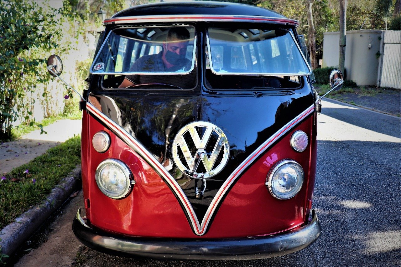 1975 Brazilian Kombi - VW Bus For Sale (picture 1 of 6)