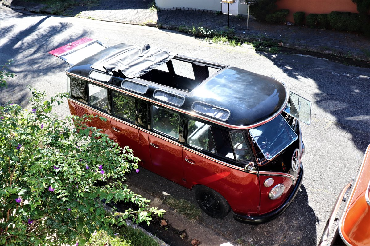1975 Brazilian Kombi - VW Bus For Sale (picture 2 of 6)