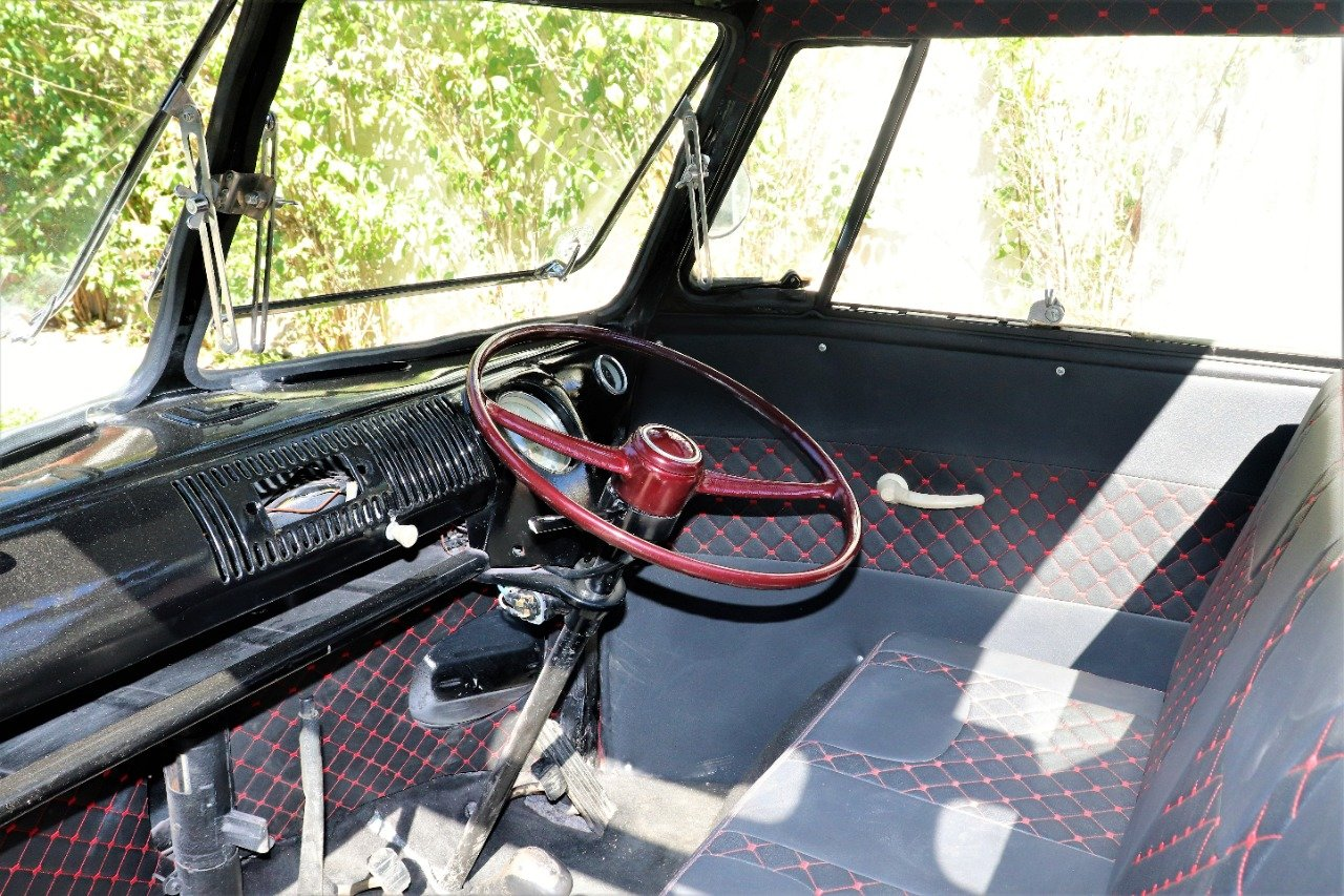 1975 Brazilian Kombi - VW Bus For Sale (picture 4 of 6)