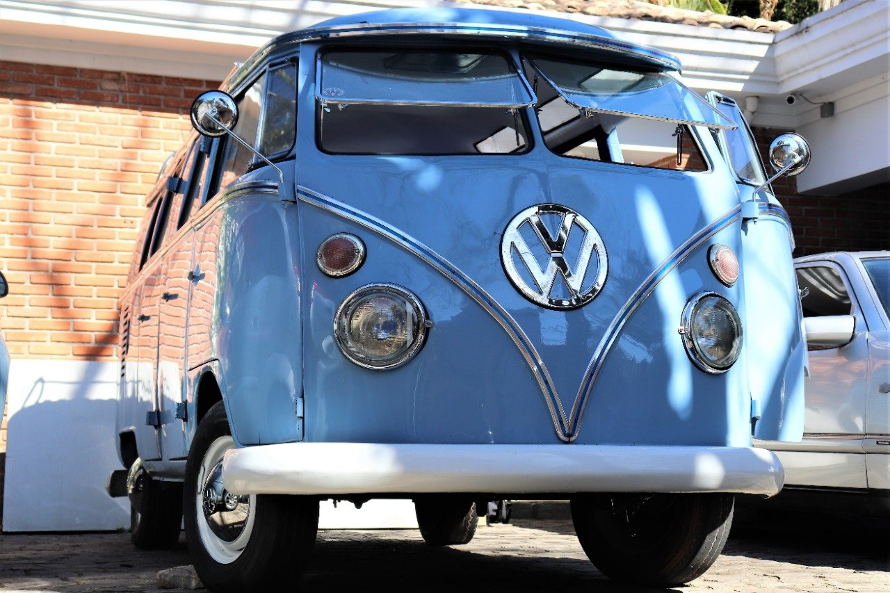 1973 Brazilian Kombi - VW Bus For Sale (picture 1 of 6)