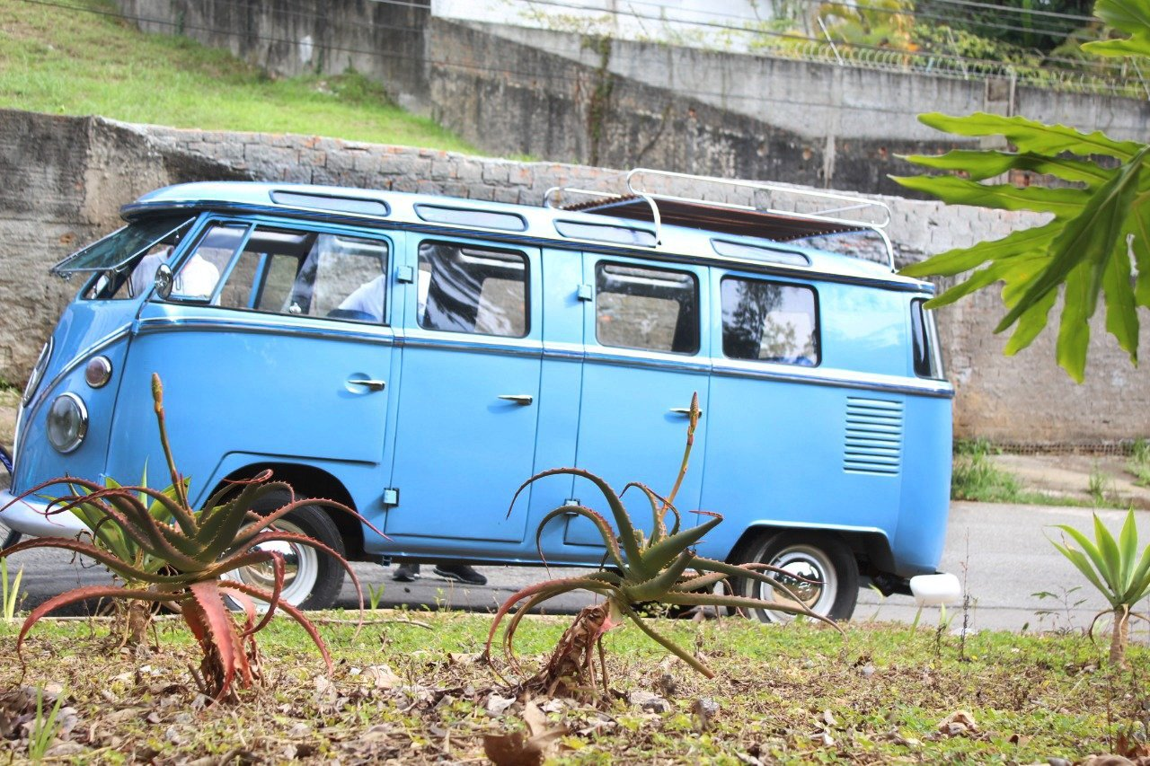 1973 Brazilian Kombi - VW Bus For Sale (picture 2 of 6)