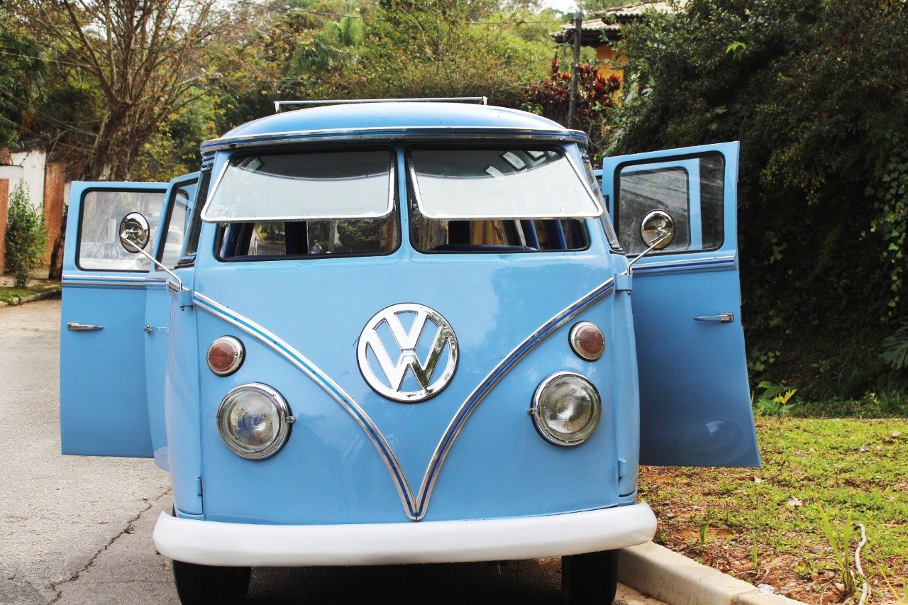 1973 Brazilian Kombi - VW Bus For Sale (picture 6 of 6)