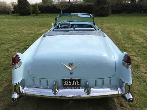 1955 Cadillac Convertible For Sale (picture 5 of 6)