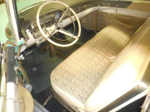 1956 Cadillac coupe de ville SOLD (picture 5 of 5)