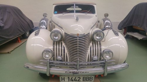 1940 CADILLAC SERIES 60 CONVERTIBLE COUPE For Sale (picture 2 of 6)