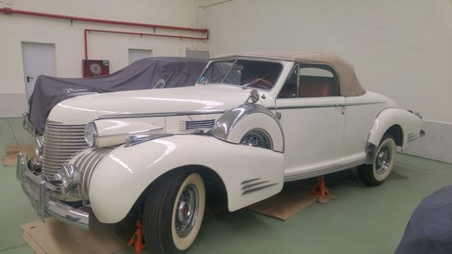 1940 CADILLAC SERIES 60 CONVERTIBLE COUPE For Sale (picture 6 of 6)