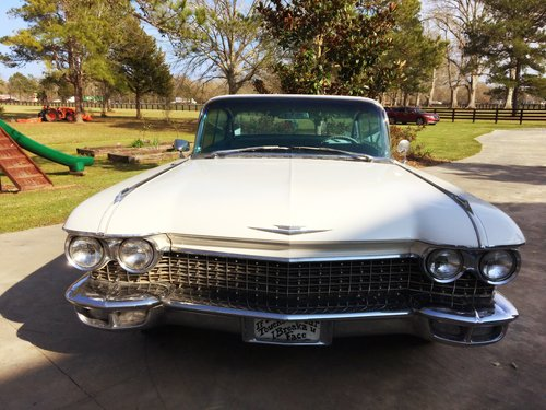 1960 Cadillac Fleetwood For Sale (picture 4 of 6)