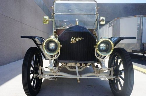 1909 Cadillac Roadster For Sale (picture 3 of 6)