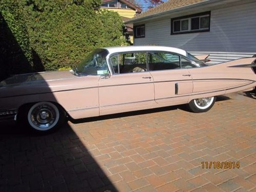 1959 Cadillac Fleetwood 4DR HT For Sale (picture 1 of 6)