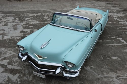 (952) Cadillac Series 62 - 1956  For Sale (picture 1 of 6)